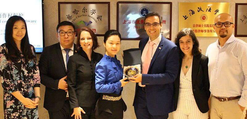 Abogados Shangai negocios inversión china