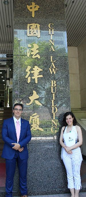 China Desk abogado Chino Abogados Macao empresas constitución de sociedades offshore